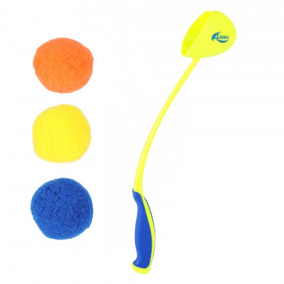 Toi Toys 3 Splashballen + werper