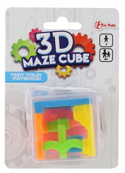 Toi Toys 3D doolhof spel