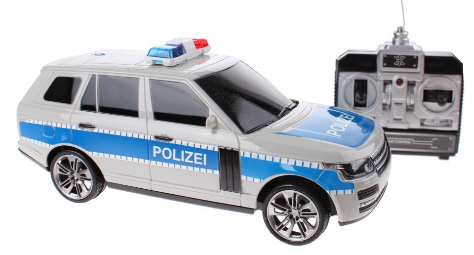 Toi Toys RC politieauto Duits 24 cm