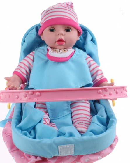 Babypop in minicosi