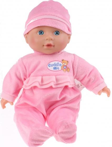 Toi Toys babypop met tuitbeker cuddle