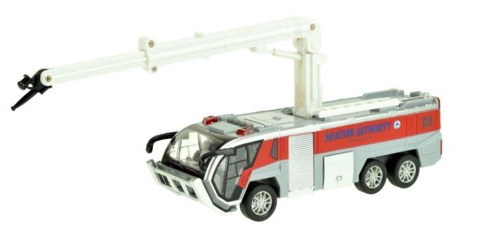Toi Toys Brandweerauto frictie met licht en geluid 21 cm