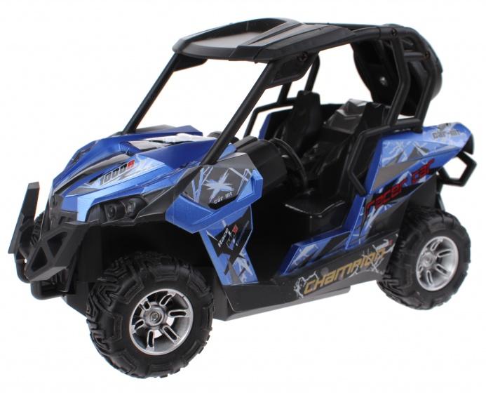 Toi Toys Buggy RC met licht radiografisch blauw 22x12x13 cm
