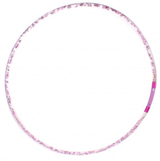 Toi Toys hoelahoep met licht 63 cm roze kopen