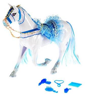Toi Toys Ijsprinses Paard Met Accessoires