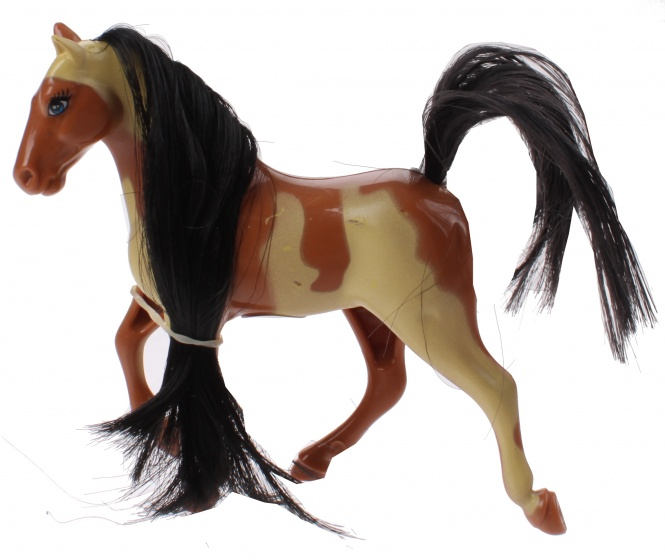 Toi Toys Kaileys Paard 9 Cm Bruin/geel/zwart
