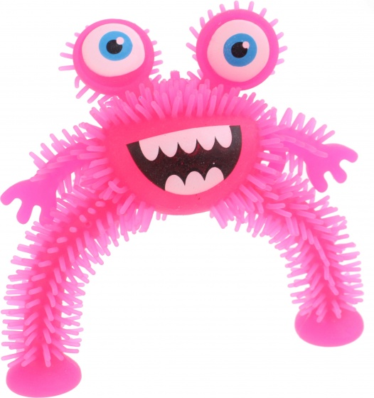 Toi-Toys Figur Kneten elastischen rosa Probe 10 cm - Internet-Toys