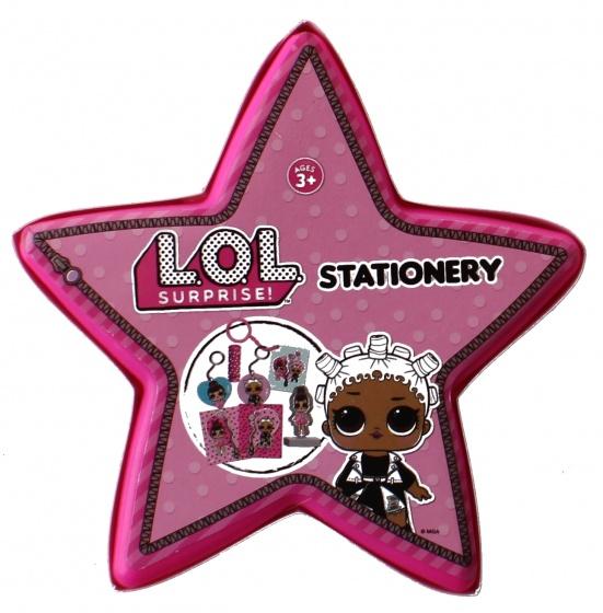 L.O.L. VERRASSING STER STATIONERY MEDIUM