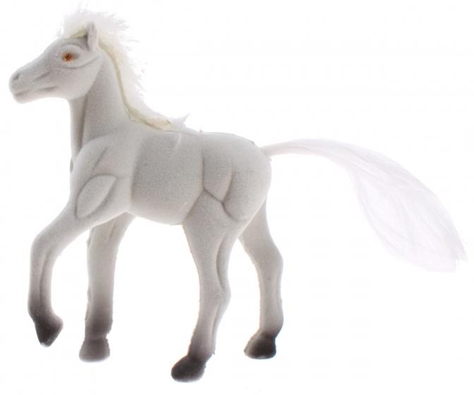 Toi Toys Lovely Horse Wit 12 Cm