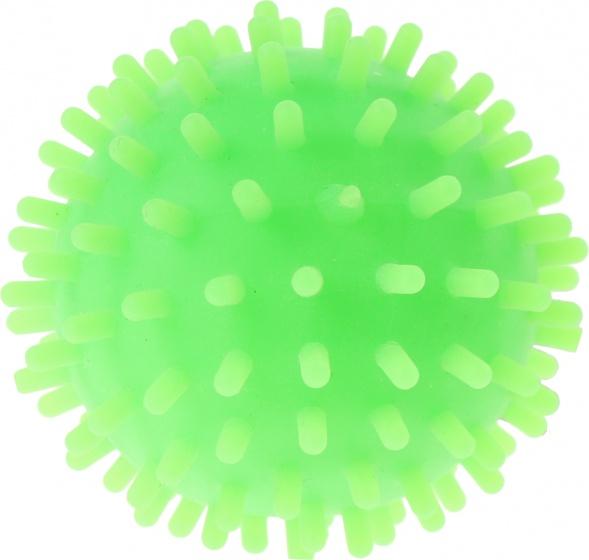 Toi Toys mini fluffy bal 4,5 cm groen