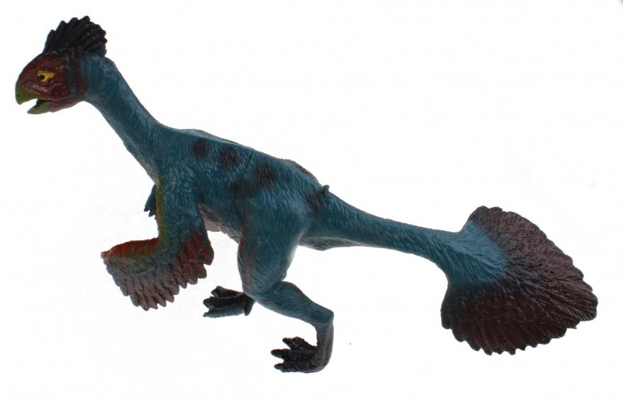 Toi Toys miniatuur dinosaurus vogelrok 15 cm
