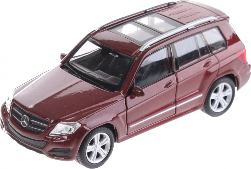 toi toys miniatuur mercedes benz glk 350 bordeaux internet toys. Black Bedroom Furniture Sets. Home Design Ideas
