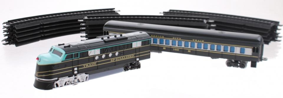 Toi Toys modeltrein Train Express City