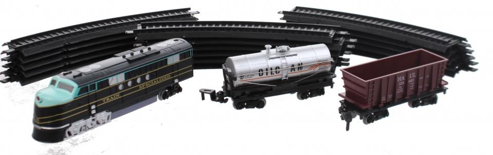 Toi Toys modeltrein Train Express Oil