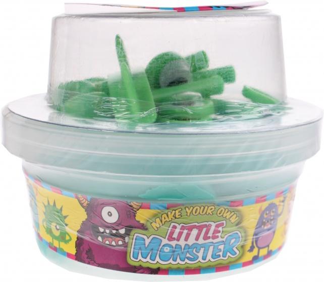 Toi Toys monster box klei groen 9 delig