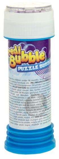 Toi Toys puzzel bellenblaas 75 ml blauw