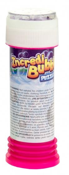 Toi Toys puzzel bellenblaas 75 ml roze