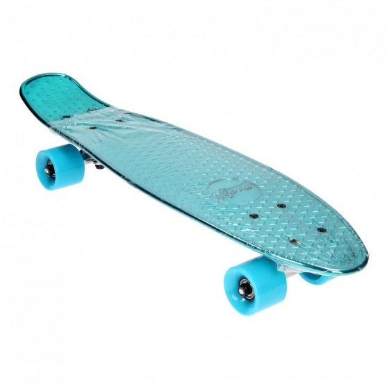 Toi Toys skateboard 60 cm blauw