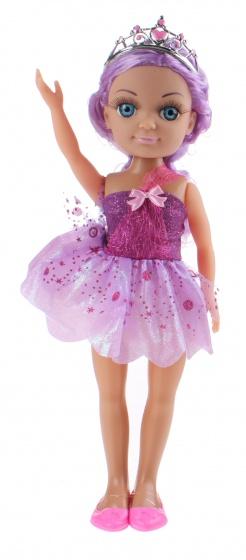 Toi Toys tienerpop Elf Lily 38 cm paars