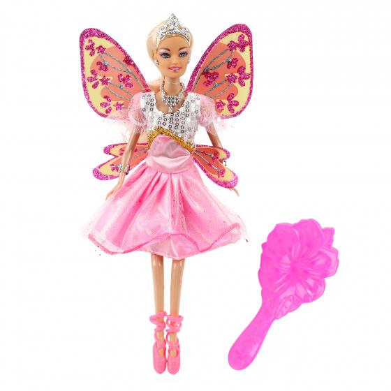 Toi Toys tienerpop Glitter Fairy roze