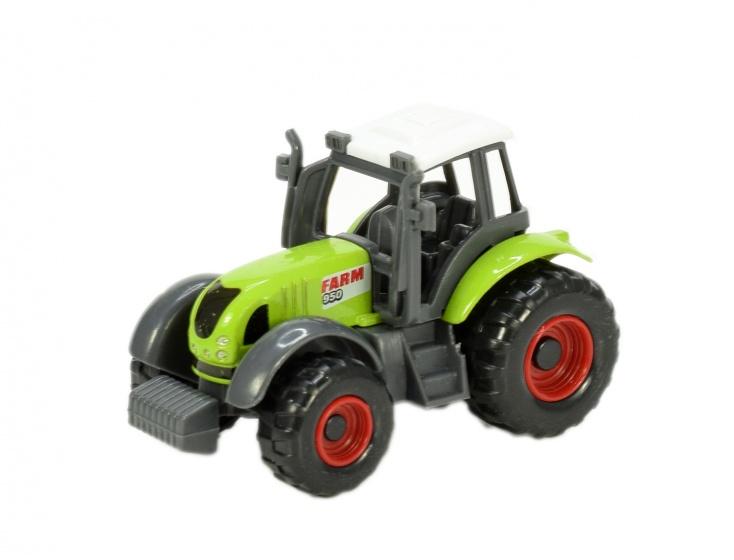 Toi Toys tractor Farm 8000 7 cm groen