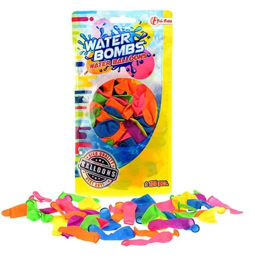 Toi toys waterballonnen 100 stuks 221019
