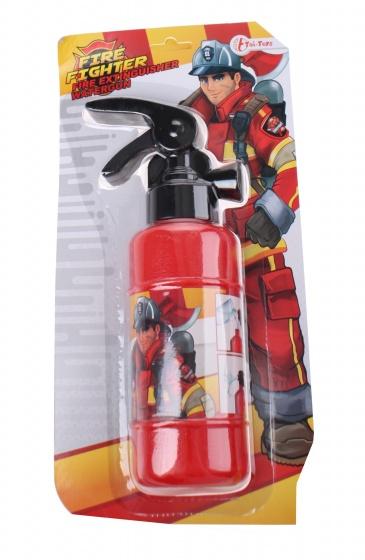 Toi Toys waterpistool brandblusser rood 23 cm