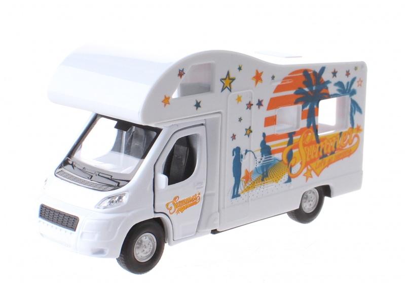 Toi Toys Welly Camper 12 cm