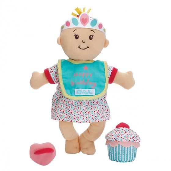 Manhattan Toy babypop Sweet Scents Stella meisjes 30,5 cm textiel 5 delig