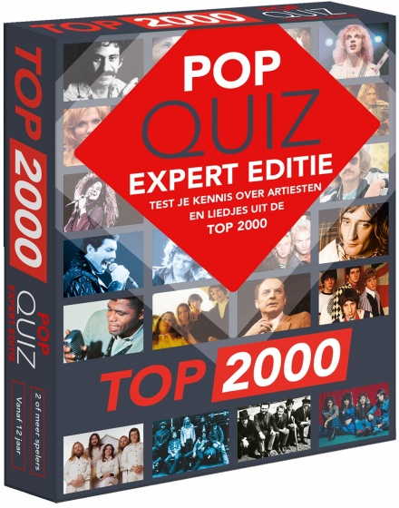 VDM Top 2000 Pop Quiz: Expert editie