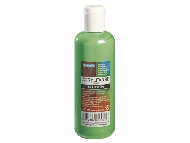 Toppoint Acrylverf 250ml Groen