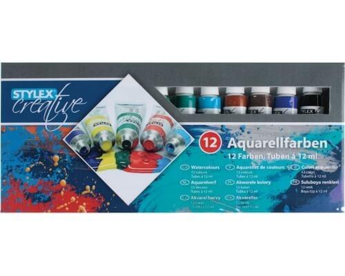 Toppoint Aquarel Verf 12 X 12ml