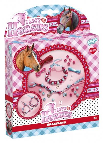 Totum I Love Horses Bracelets