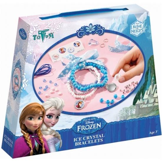 Totum Armbandjes Maken Frozen Ijskristal