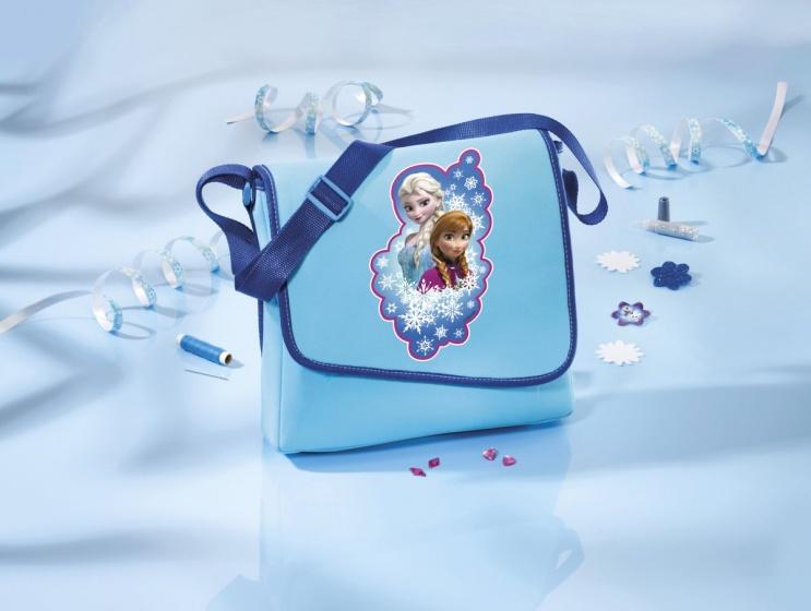 Schoudertas Frozen Intertoys : Totum frozen schoudertas versieren liter blauw