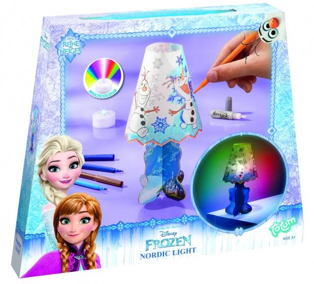 Frozen Lamp Maken