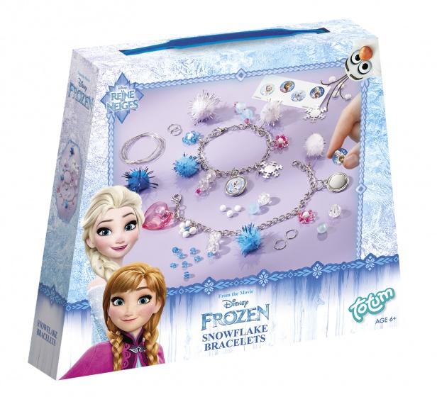 Disney Frozen Snowflakes armbandenset