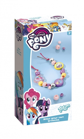 Totum Make Your Own My Little Pony Bracelet