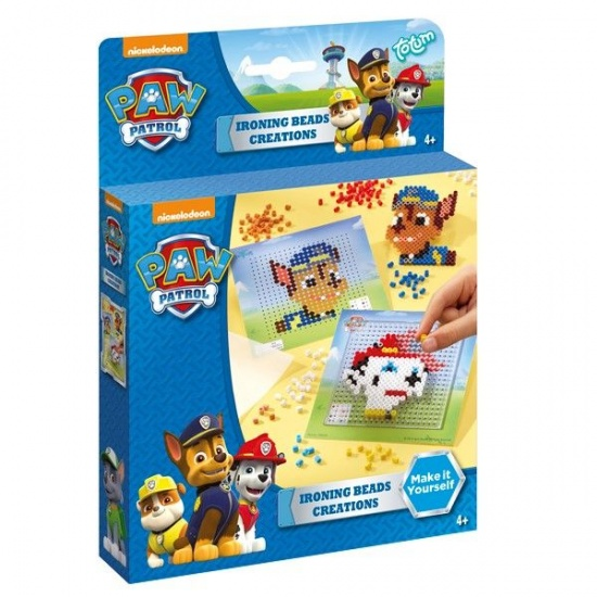 Totum Paw Patrol strijkkralenset junior