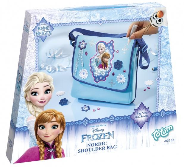 Disney Frozen Versier je Schoudertas
