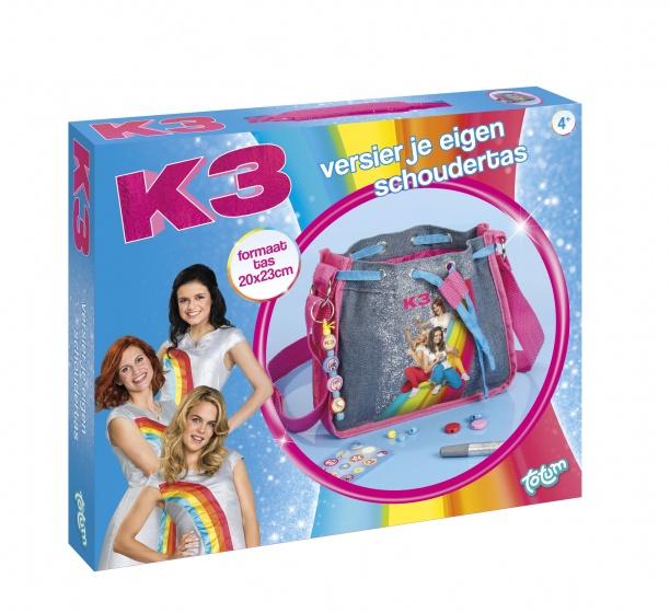 Totum Versier je eigen schoudertas K3