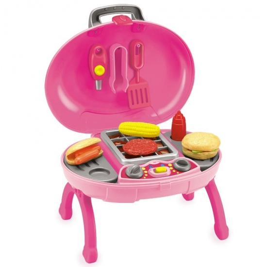 Toyrific Barbecue Speelset