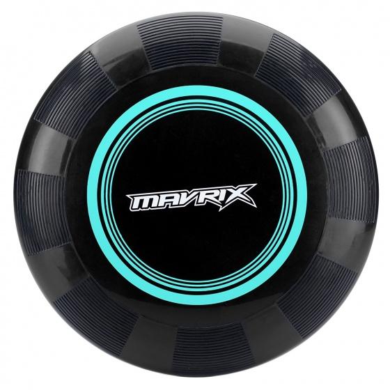 Toyrific frisbee Mavrix 22 cm zwart/groen