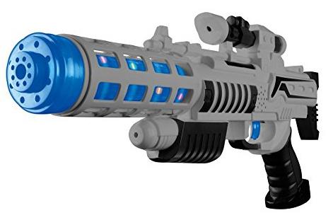 Toyrific Galactic Wars Blaster grijs/ blauw