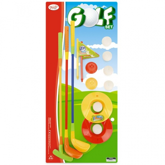 Toyrific Golf Set 11 Delig