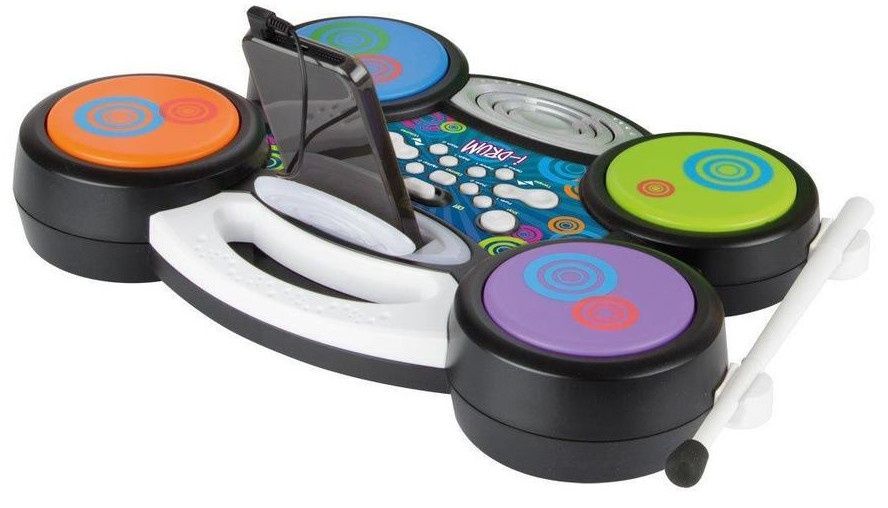 Toyrific I Drum MP3 Plug en Play multicolor