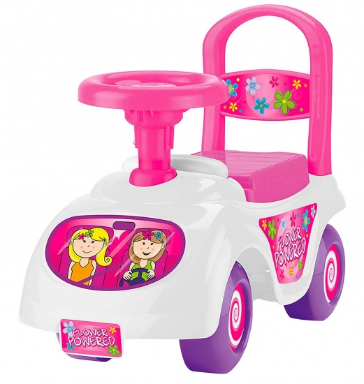 Toyrific Loopwagen Ride On Flowers
