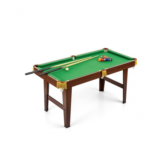 Toyrific Pooltafel Potbreak 124 x 62,5 x 64 cm