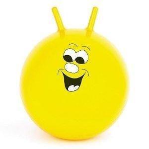 Toyrific Skippybal Jump N Bounce 51cm Geel