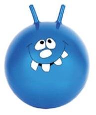Toyrific Skippy Bal Jump N Bounce 61cm Blauw
